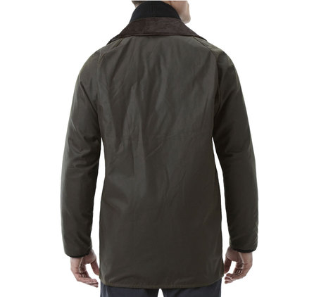 Barbour Classic Beaufort Waxed Jacket