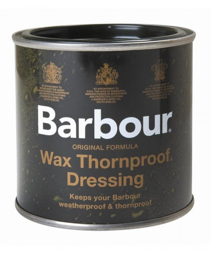 Barbour Wax Thornproof Dressing 1