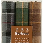 Barbour Tartan Handkerchiefs