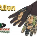 Jersey Gloves By Allen