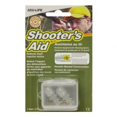 Acu-Life Shooters Aid In Ear Hearing Protection