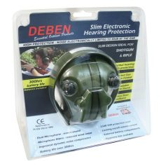 Deben Slim Electronic Hearing Protection