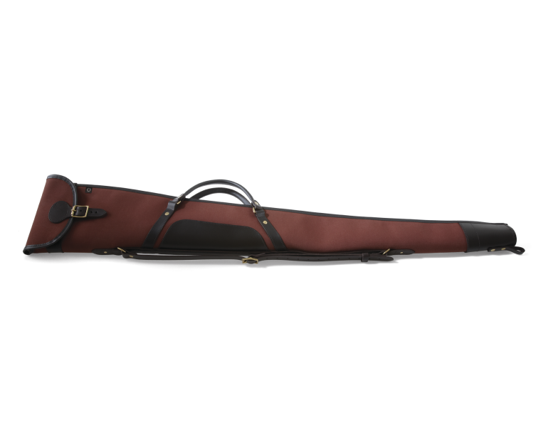 Croots Rosedale Canvas Shotgun Slip With Carry Handles