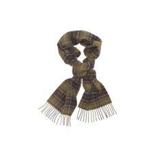 Barbour tartan scarf classic
