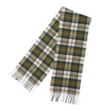 barbour tartan scarf ancient