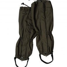Barbour olive gaiters
