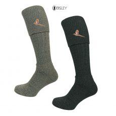 Bisley pheasant socks