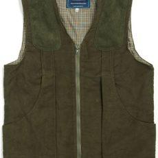 grassroots moleskin waistcoat