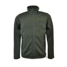 beretta static fleece jacket green