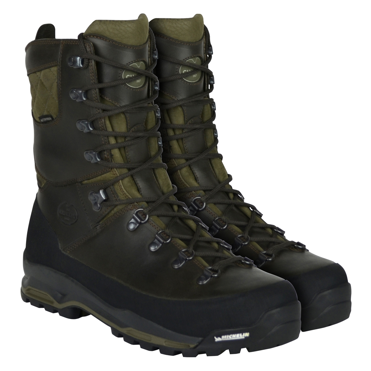 f559aa8db35ee Details about Le Chameau Condor / Chameau Lite LCX Hunting Boots